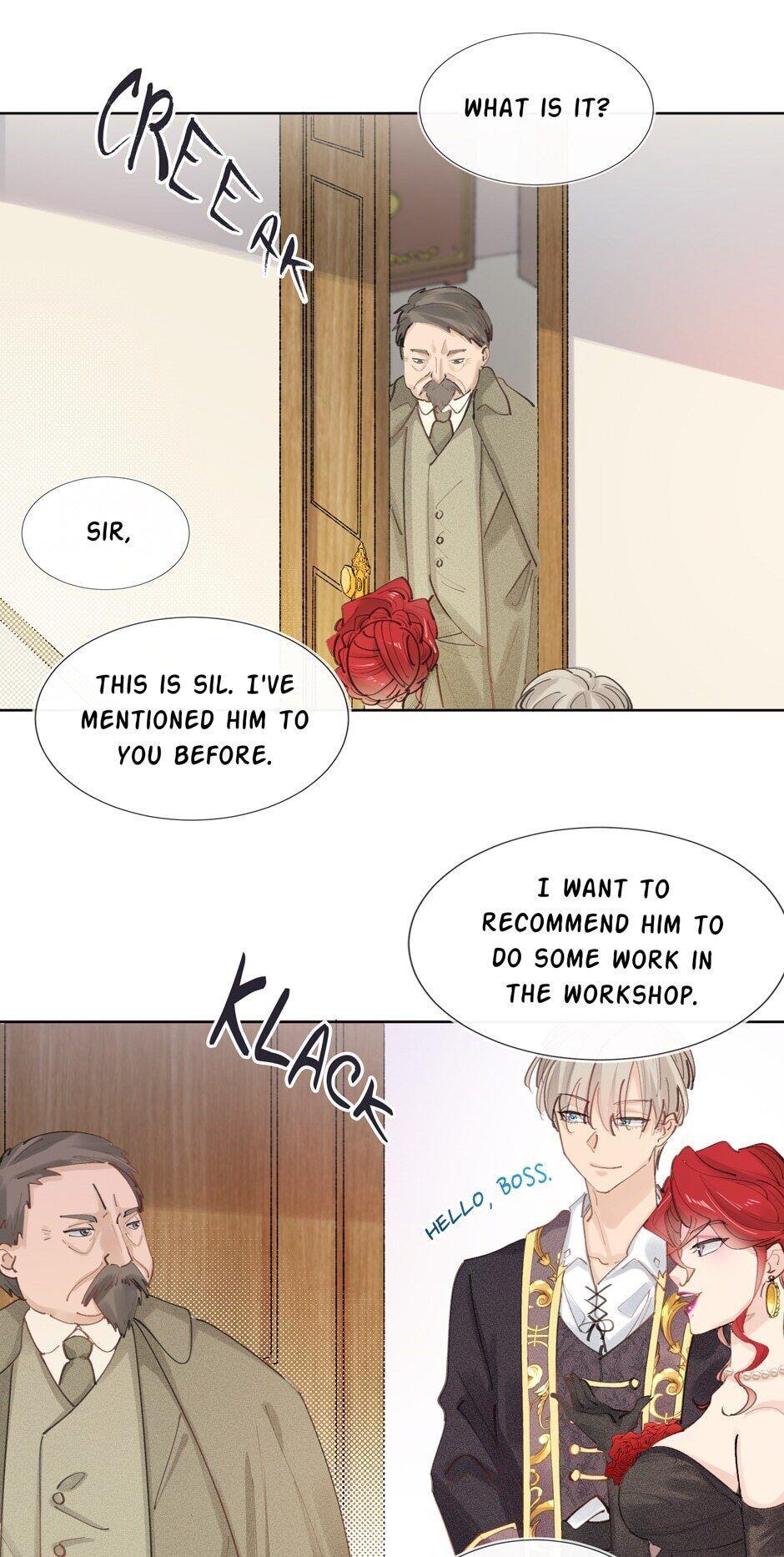 The Brilliant Miss Olive Chapter 16 page 29 - Mangakakalots.com