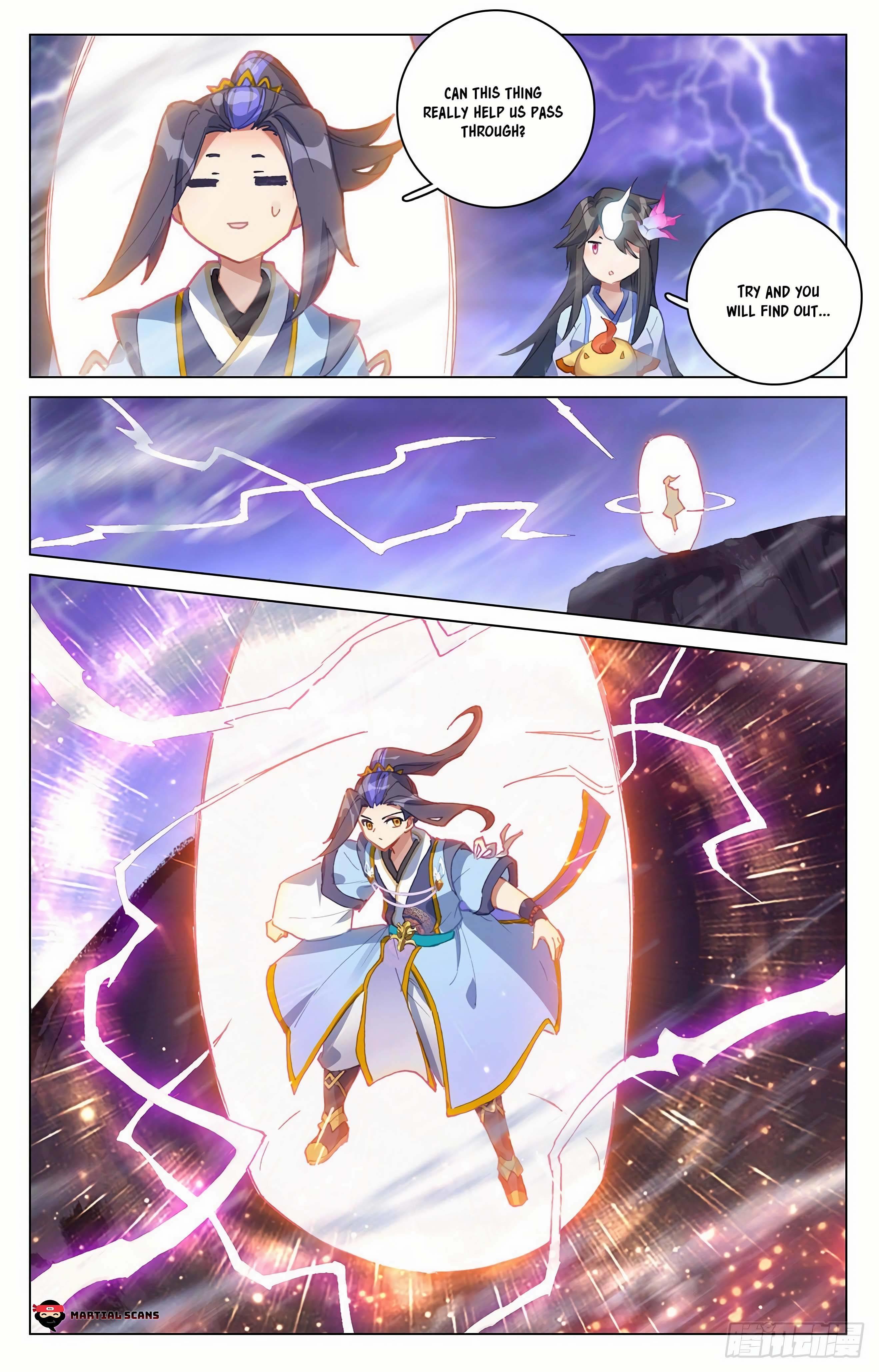 Yuan Zun Chapter 342 page 9 - Mangakakalot