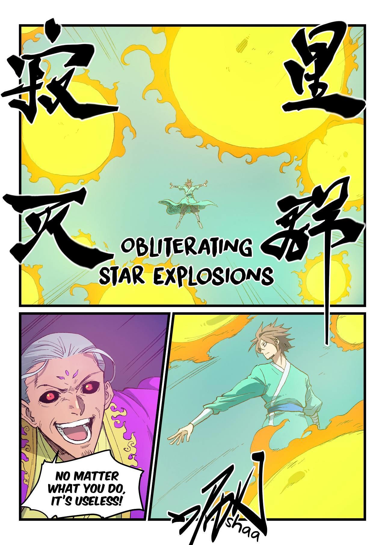 Star Martial God Technique Chapter 426 page 9 - Mangakakalots.com