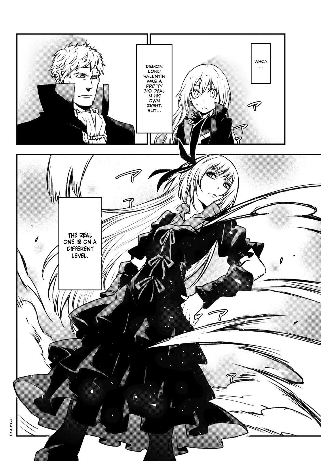 Tensei Shitara Slime Datta Ken Chapter 85 page 28 - Mangakakalots.com