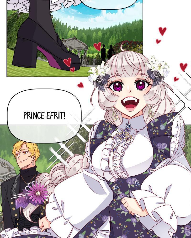 The Princess' Jewelry Box Chapter 8 page 35 - Mangakakalots.com