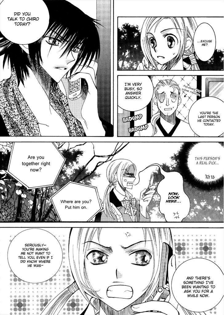 Chiro Star Project Vol.7 Chapter 31 page 8 - Mangakakalots.com