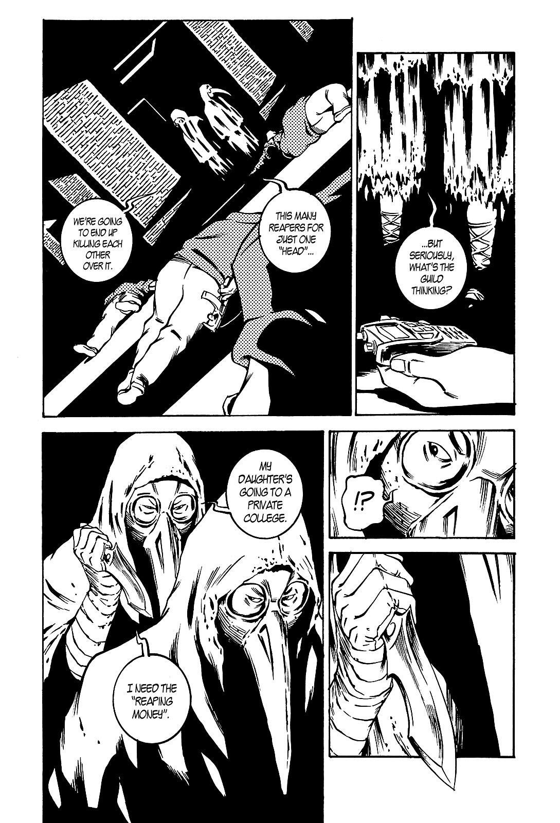 Deathco Vol.1 Chapter 3 : Reapers 3 page 7 - Mangakakalots.com