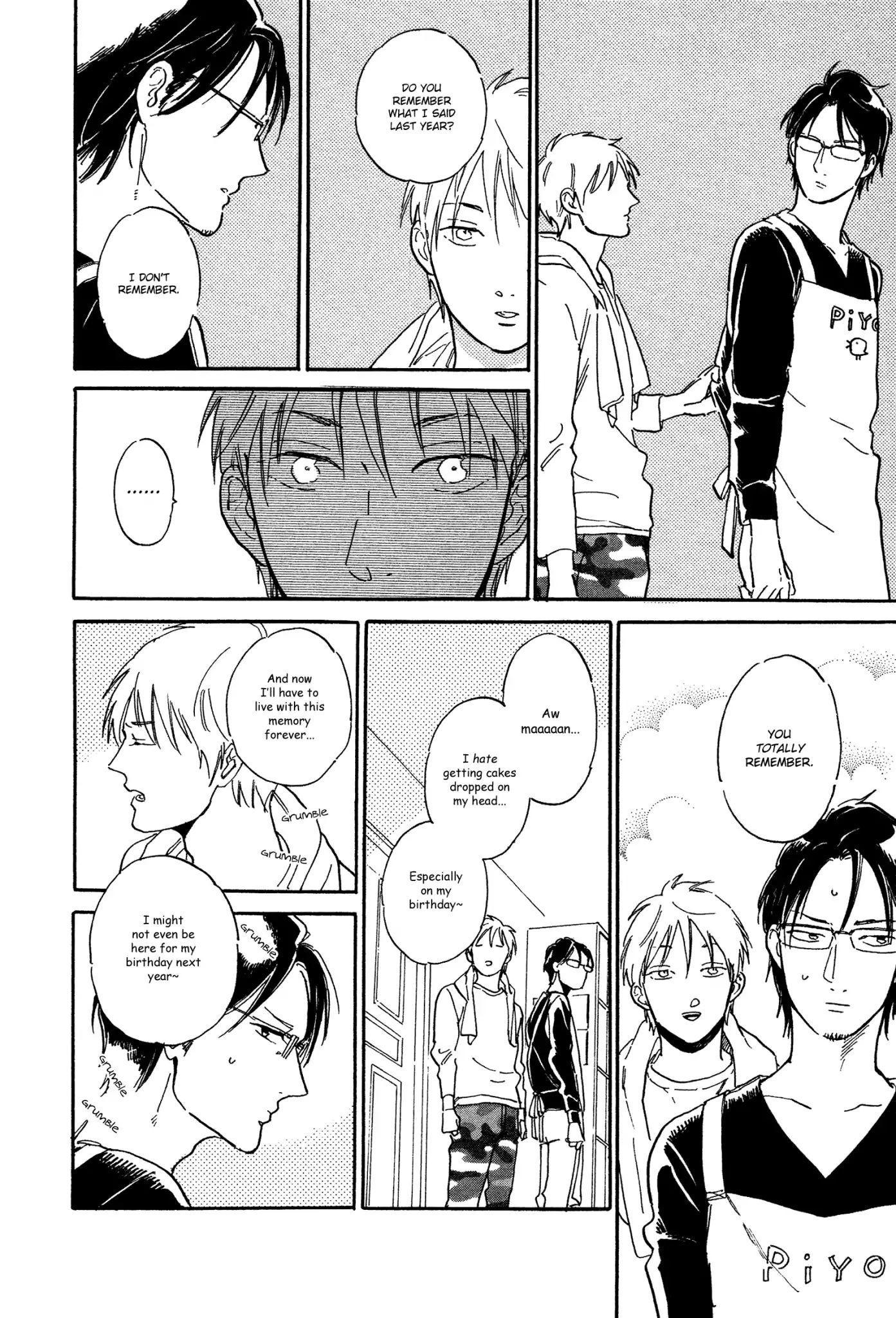 Stay Gold (Hideyoshico) Vol.2 Chapter 17 page 29 - Mangakakalots.com