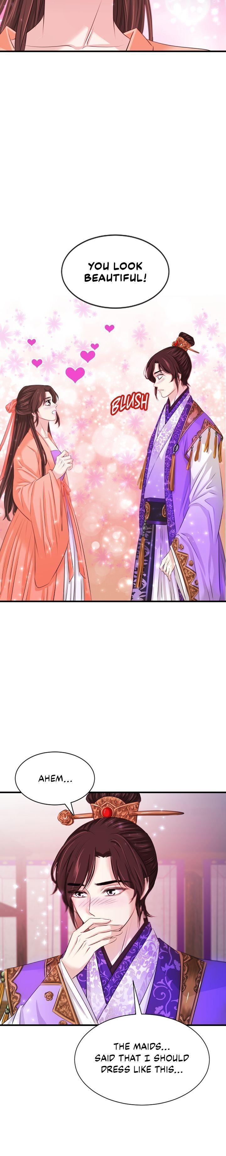 An Inescapable Love Chapter 48 page 3 - Mangakakalots.com