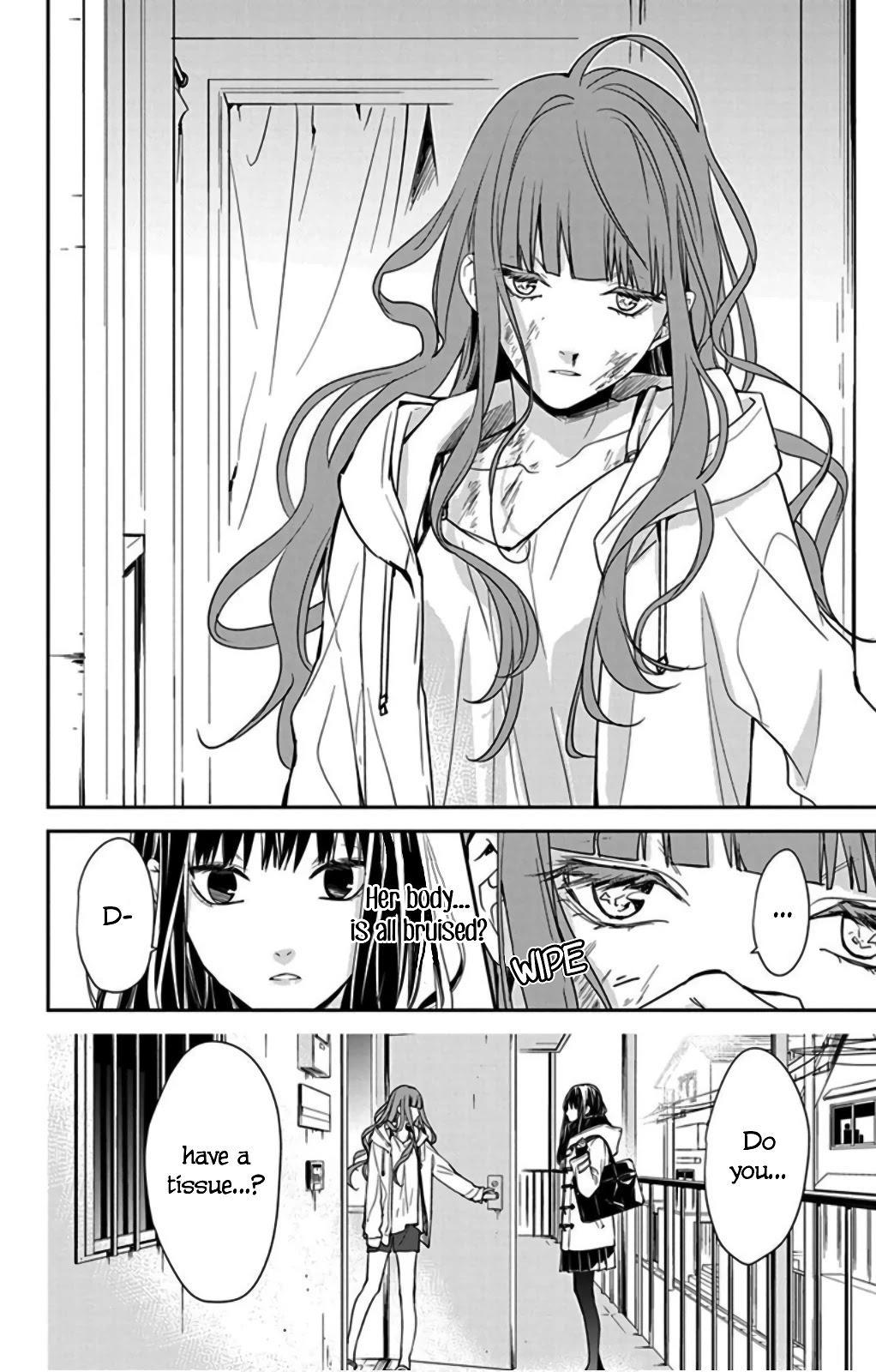 Tsuiraku Jk To Haijin Kyoushi Chapter 37 page 28 - Mangakakalots.com