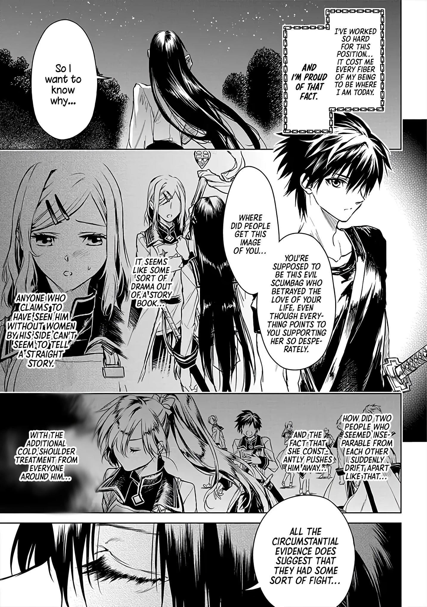 """Ryuu Kusari No Ori -Kokoro No Uchi No """"kokoro""""- Chapter 5 page 24 - Mangakakalots.com"""