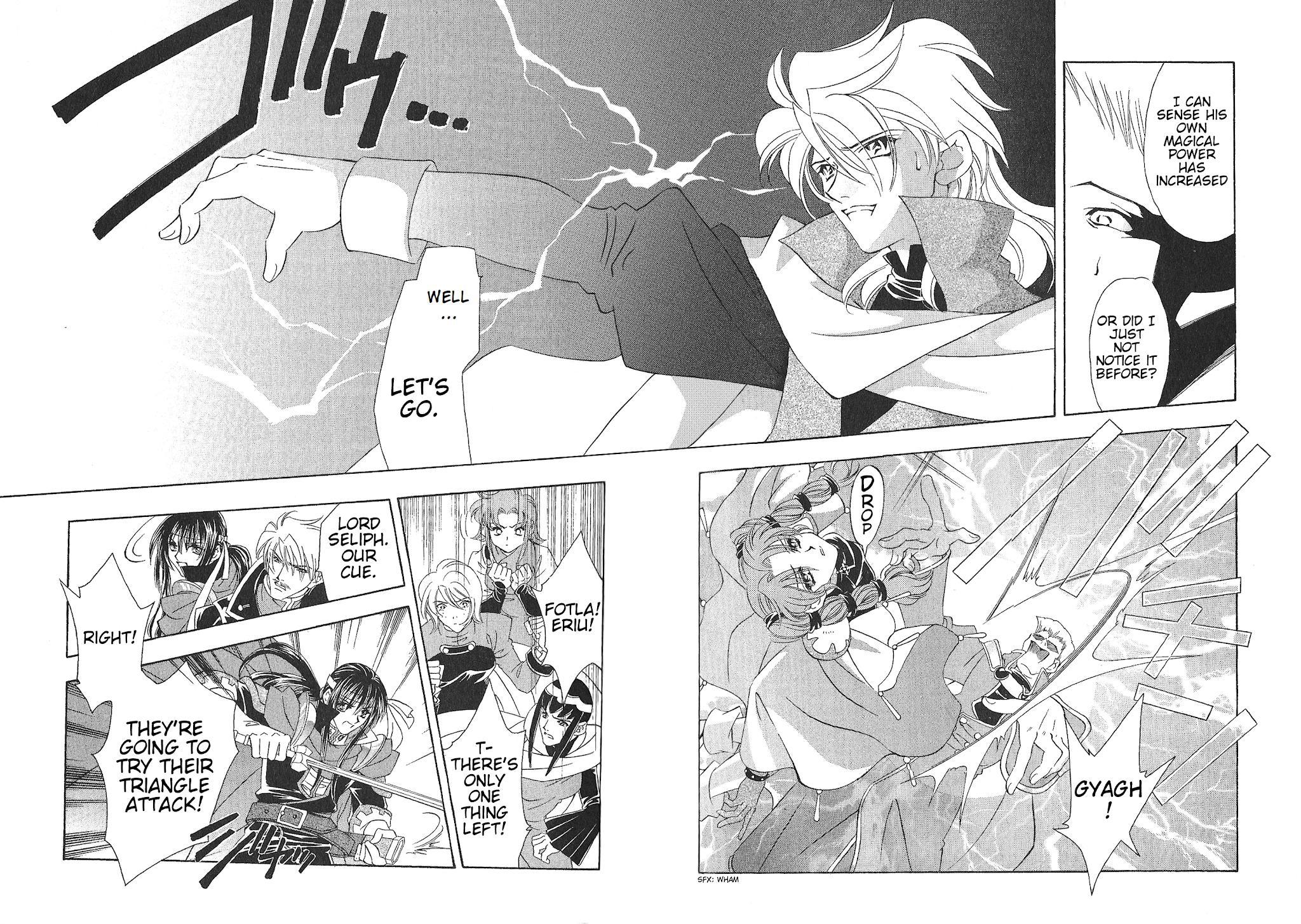 Fire Emblem: Seisen No Keifu Chapter 71 page 16 - Mangakakalots.com