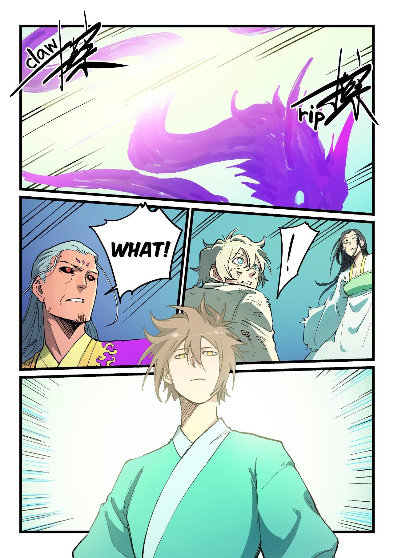 Star Martial God Technique Chapter 426 page 3 - Mangakakalots.com