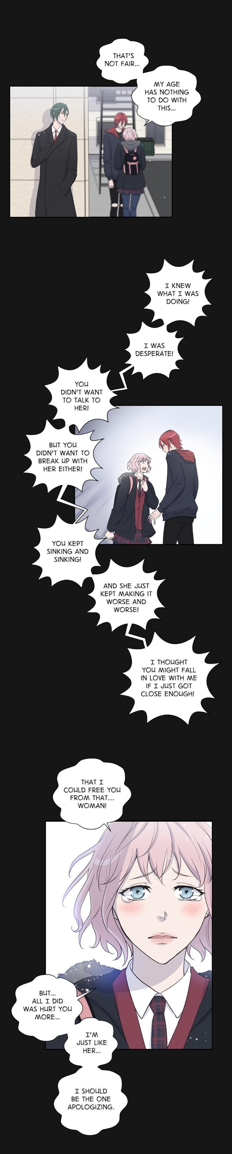 Comedown Machine Chapter 29 page 8 - Mangakakalots.com
