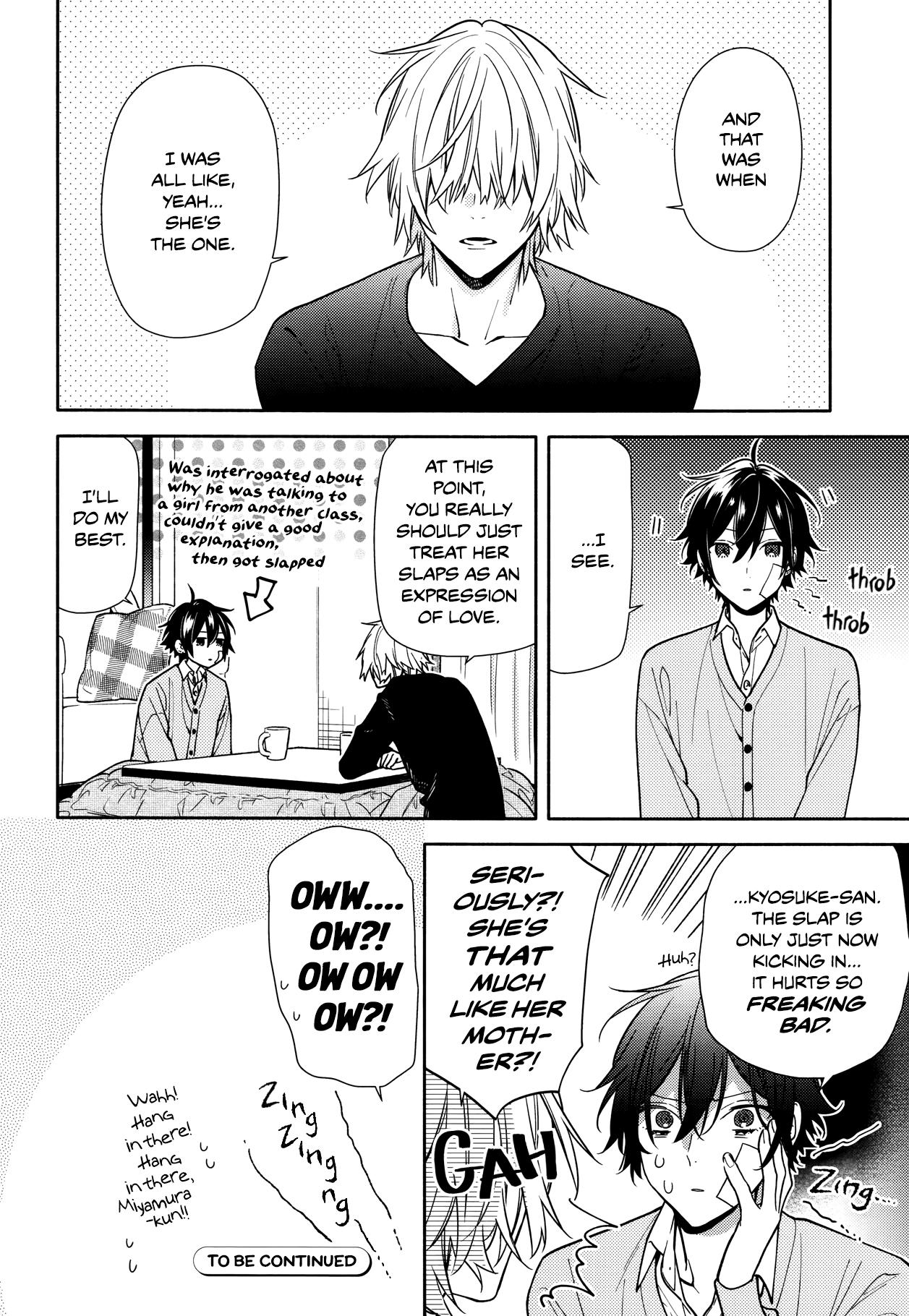 Horimiya Vol.16 Chapter 122: Twenty Years Before page 17 - Mangakakalot