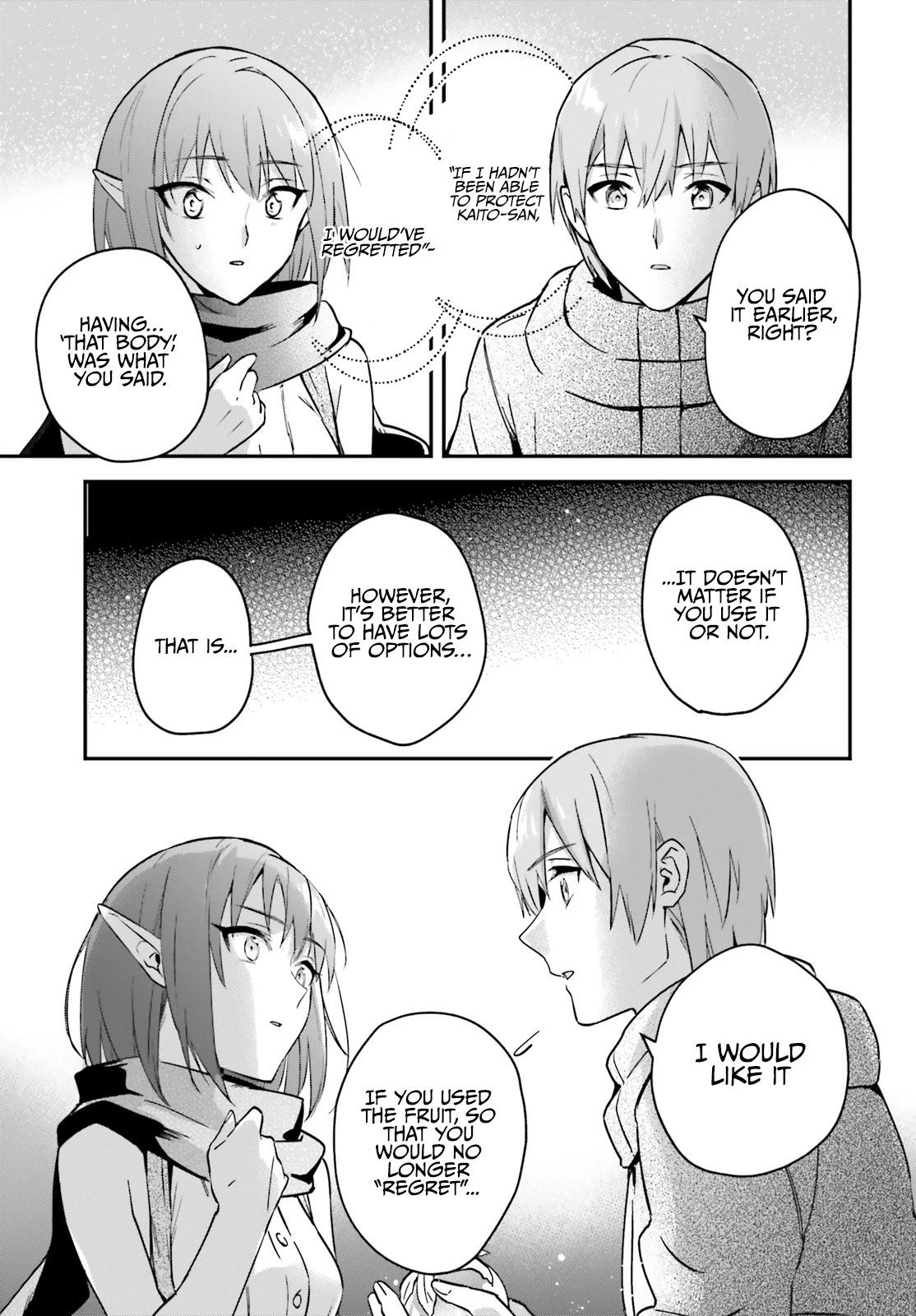 I Was Caught Up In A Hero Summoning, But That World Is At Peace Chapter 26 page 21 - Mangakakalots.com