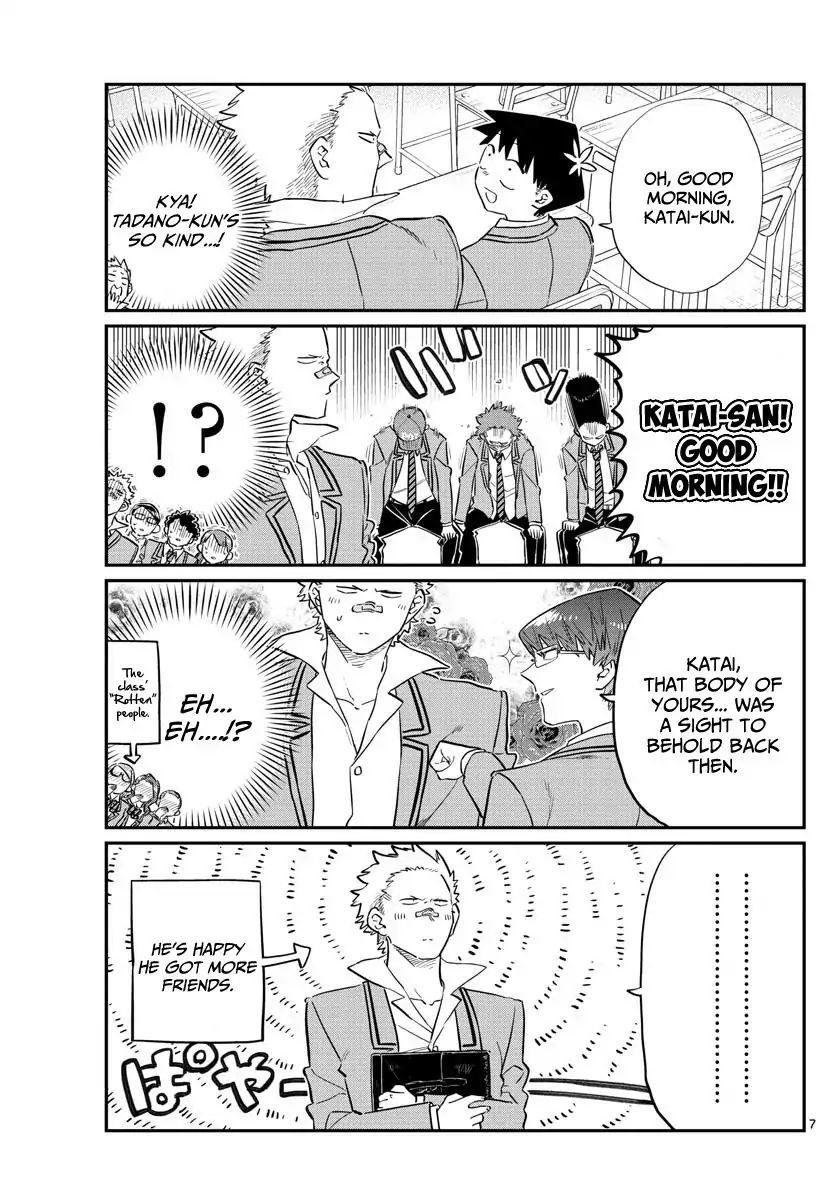 Komi-San Wa Komyushou Desu Vol.9 Chapter 114: Everyone's Commnunication page 7 - Mangakakalot