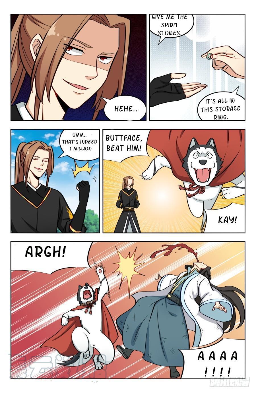 Strongest Anti M.e.t.a Chapter 185 page 8 - Mangakakalots.com