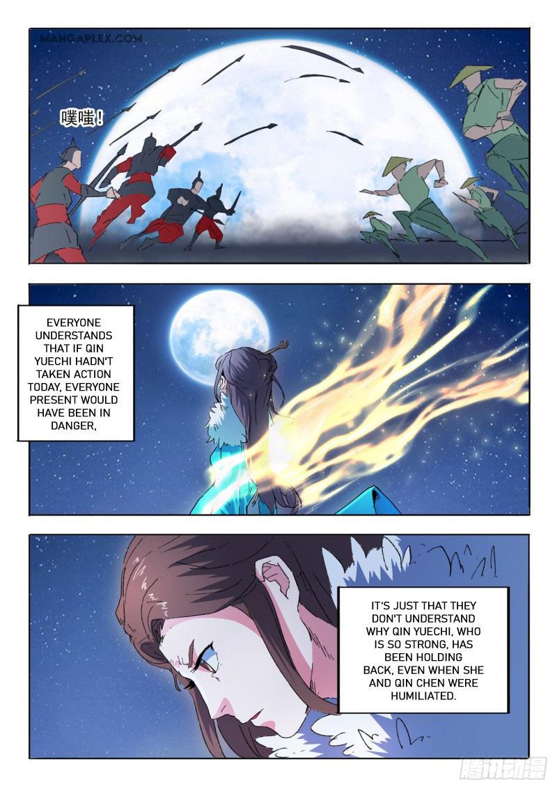 Martial Master Chapter 459 page 5 - Mangakakalots.com