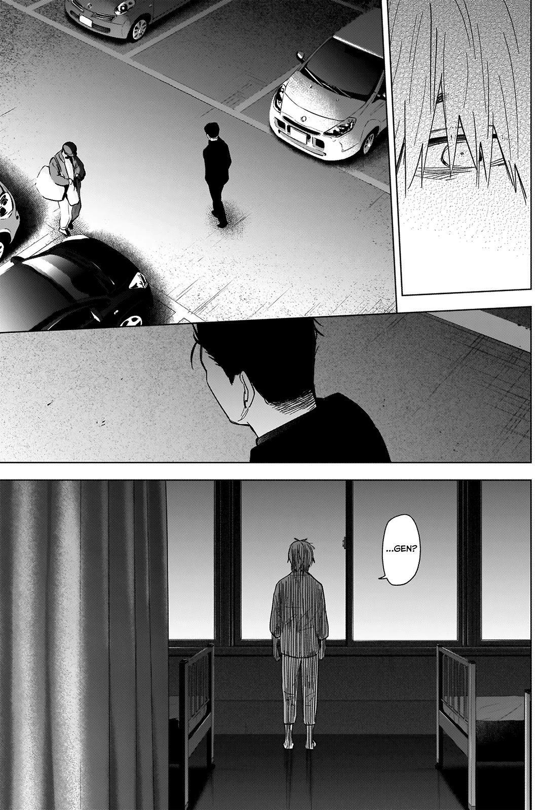 Boy's Abyss Chapter 65: Moonlight page 4 - Mangakakalots.com
