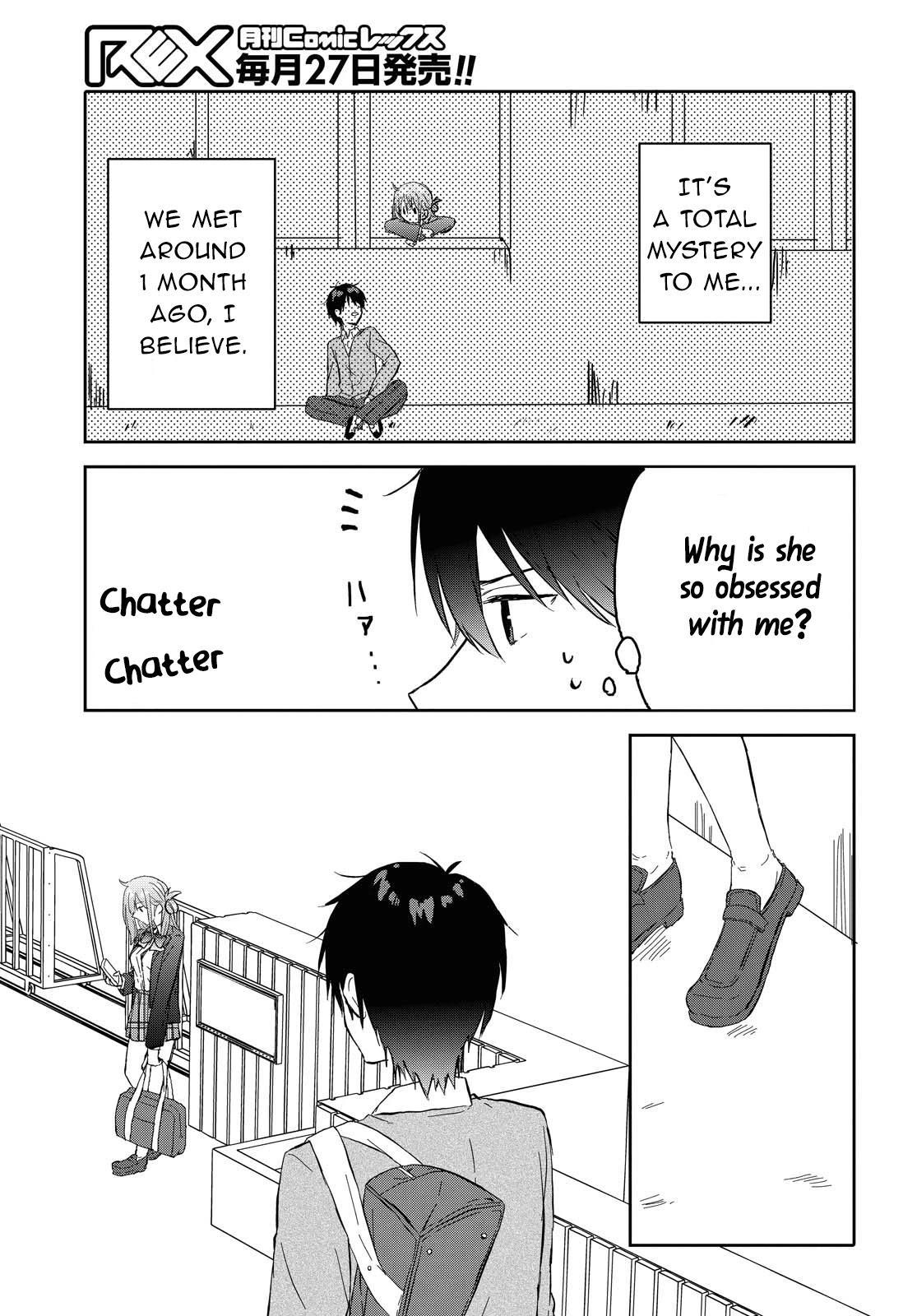 Koi Wa Iikara Nemuritai! Chapter 3 page 6 - Mangakakalots.com