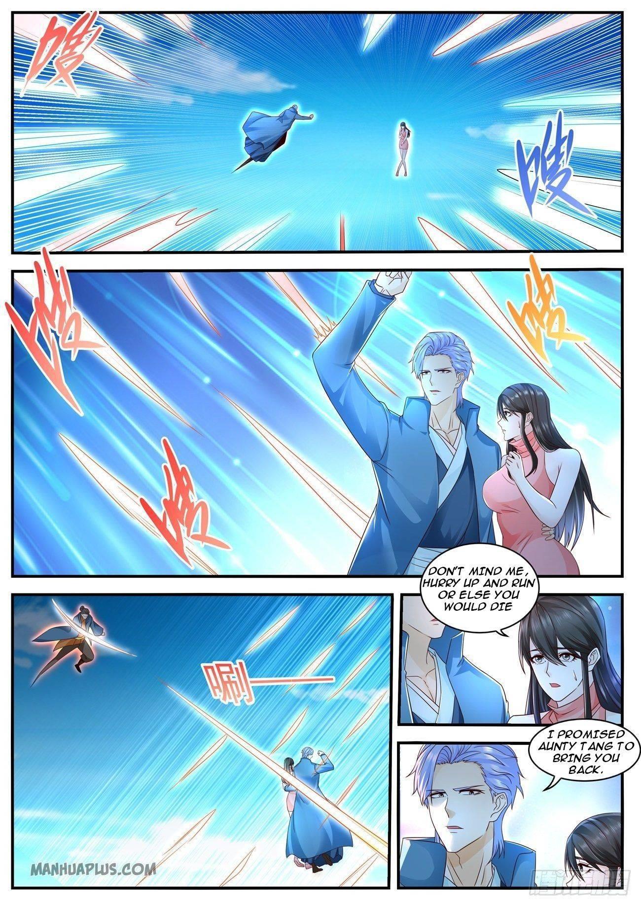 Rebirth Of The Urban Immortal Cultivator Chapter 593 page 5 - Mangakakalots.com