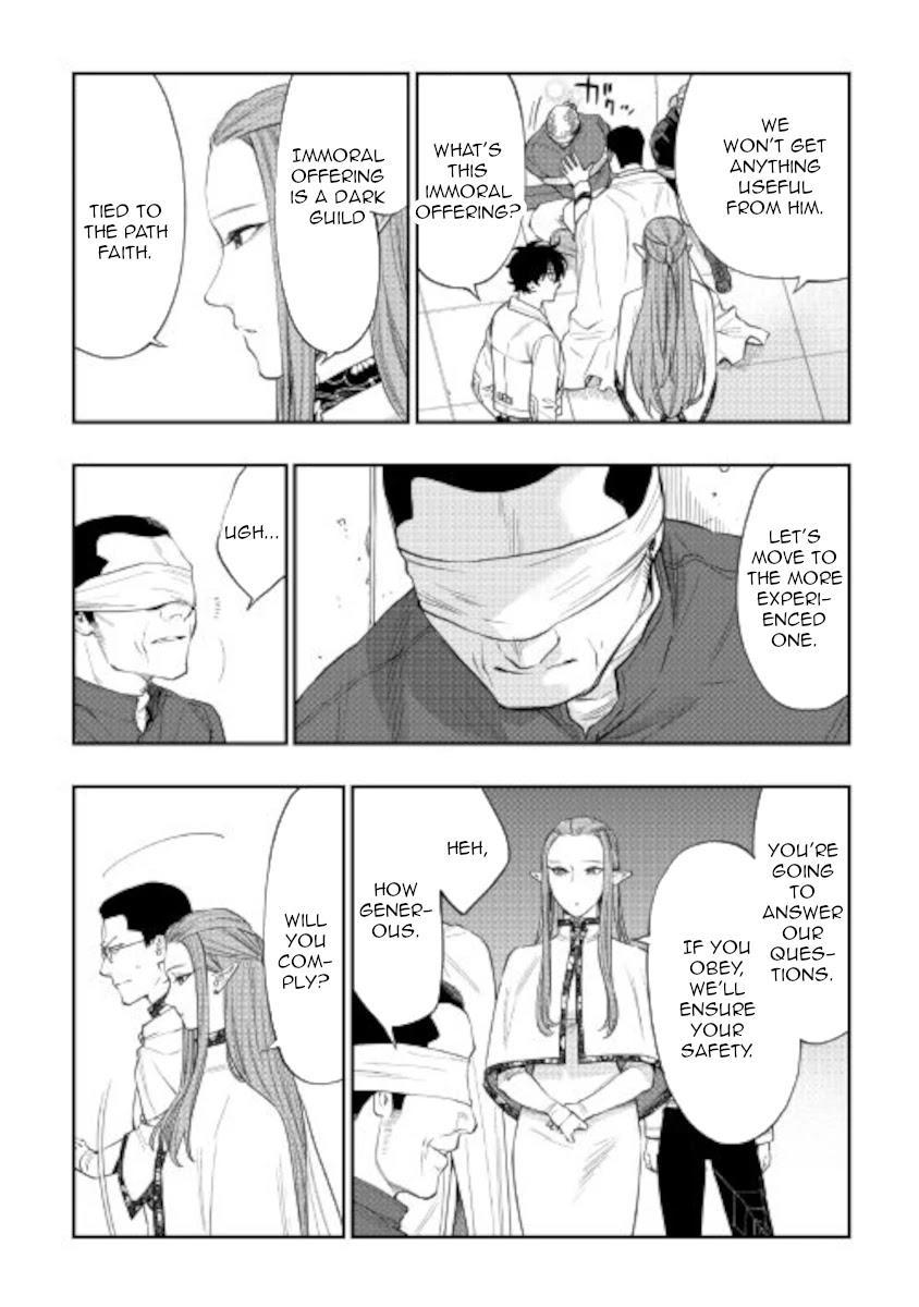 The New Gate Chapter 71 page 16 - Mangakakalots.com