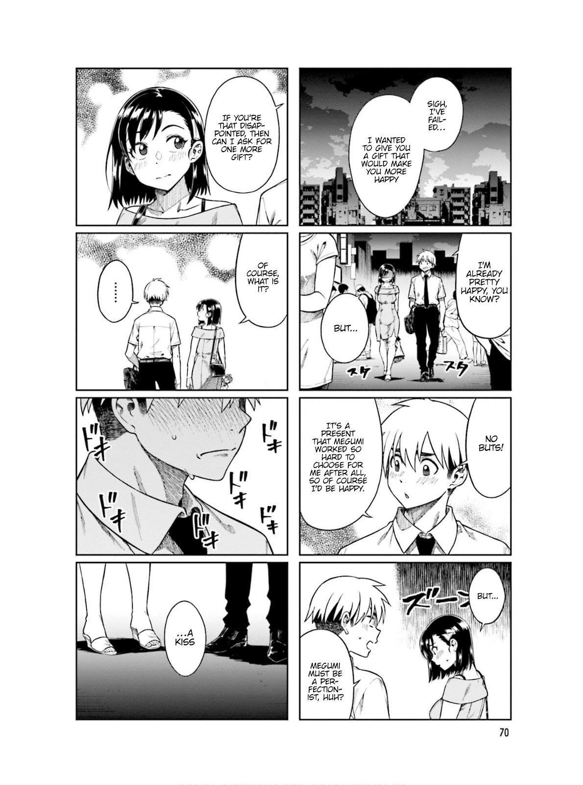 Kawaii Joushi O Komarasetai Chapter 63 page 9 - Mangakakalots.com