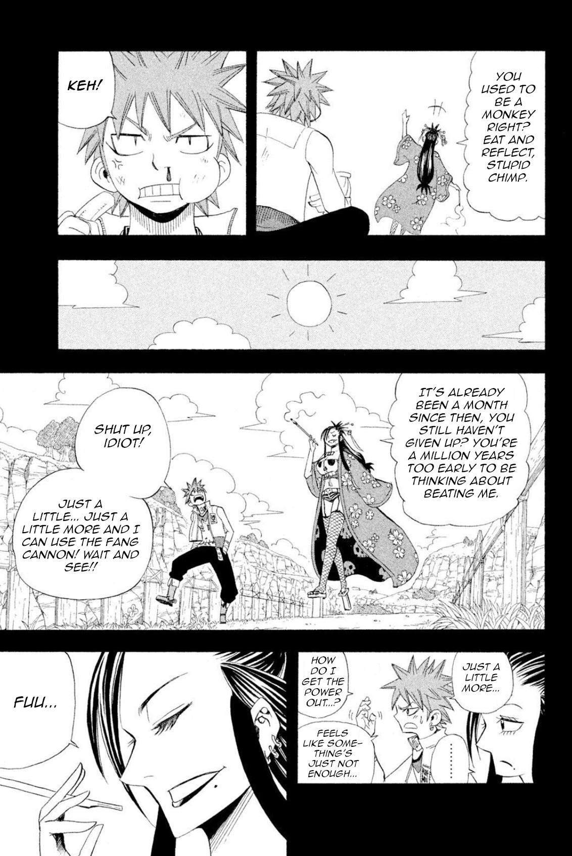 Buster Keel! Chapter 38: Feast Of God (Part 3) page 30 - Mangakakalots.com