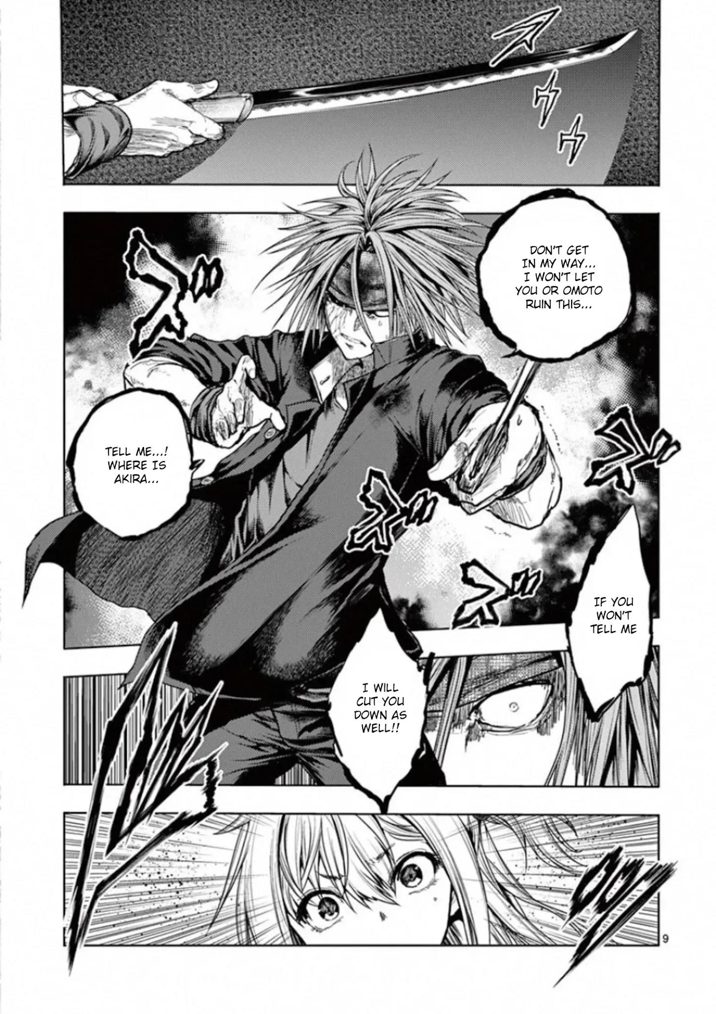 Deatte 5 Byou De Battle Chapter 141: Seven Turns, Eight Falls page 8 - Mangakakalots.com