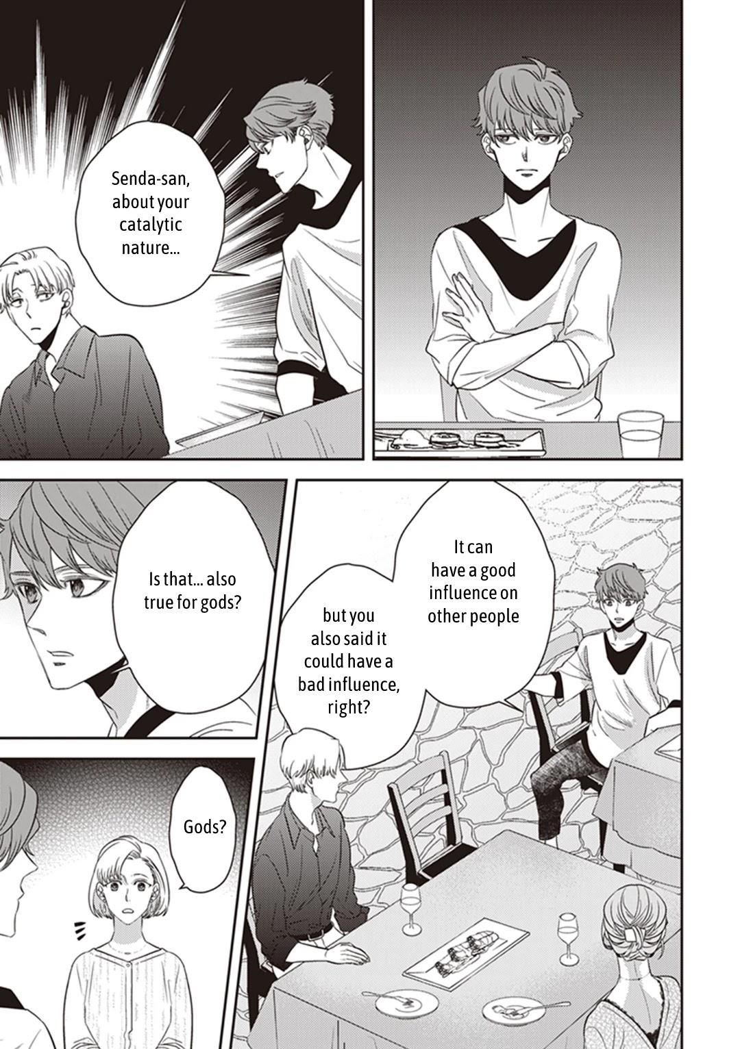 Midnight Occult Civil Servants Chapter 43: The Water God's Son-In-Law (Part 2) page 19 - Mangakakalots.com