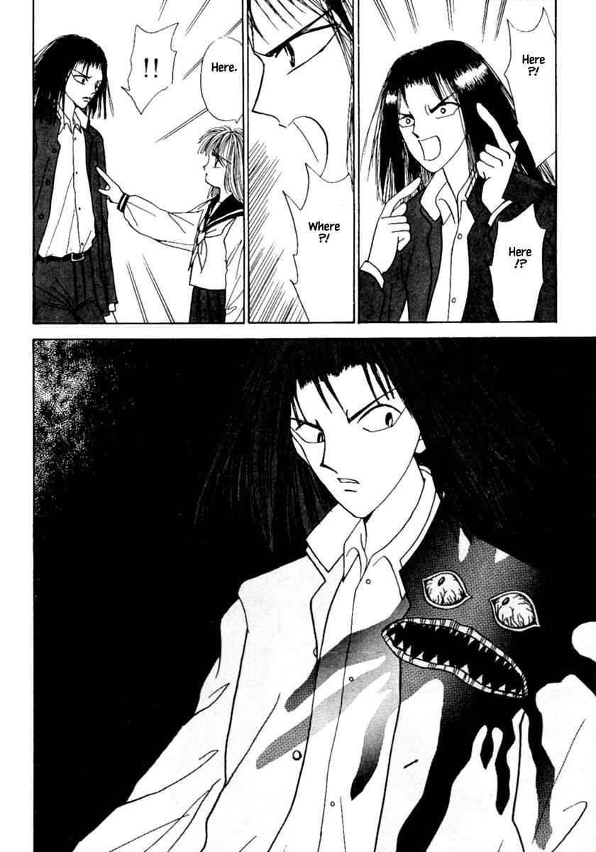 Shi To Kanojo To Boku Chapter 8.2 page 20 - Mangakakalots.com