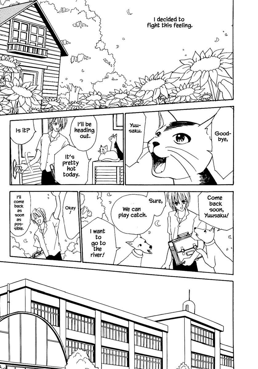 Shi To Kanojo To Boku Chapter 6.1 page 9 - Mangakakalots.com