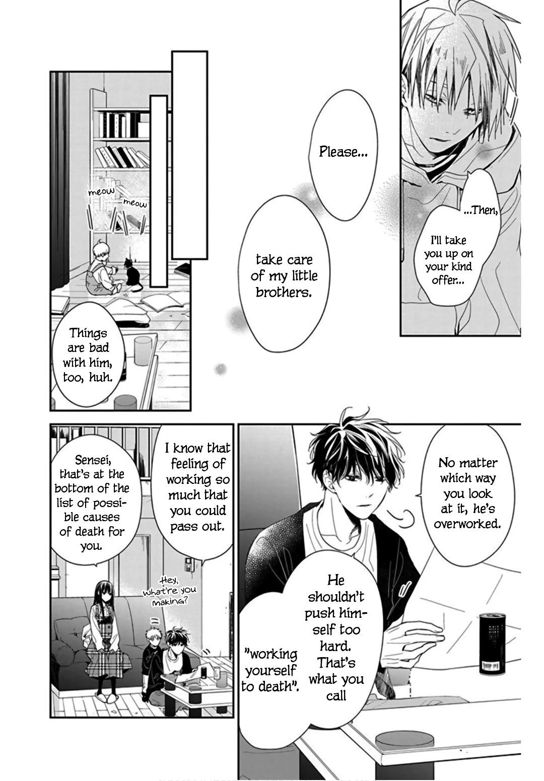 Tsuiraku Jk To Haijin Kyoushi Chapter 36 page 10 - Mangakakalots.com