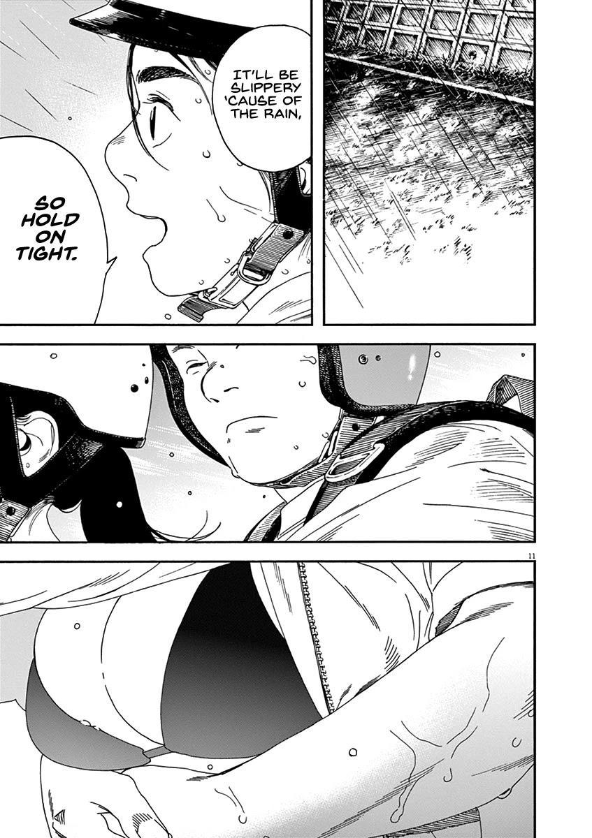 Neko No Otera No Chion-San Chapter 79: Cats, Gen And Chion-San page 11 - Mangakakalots.com
