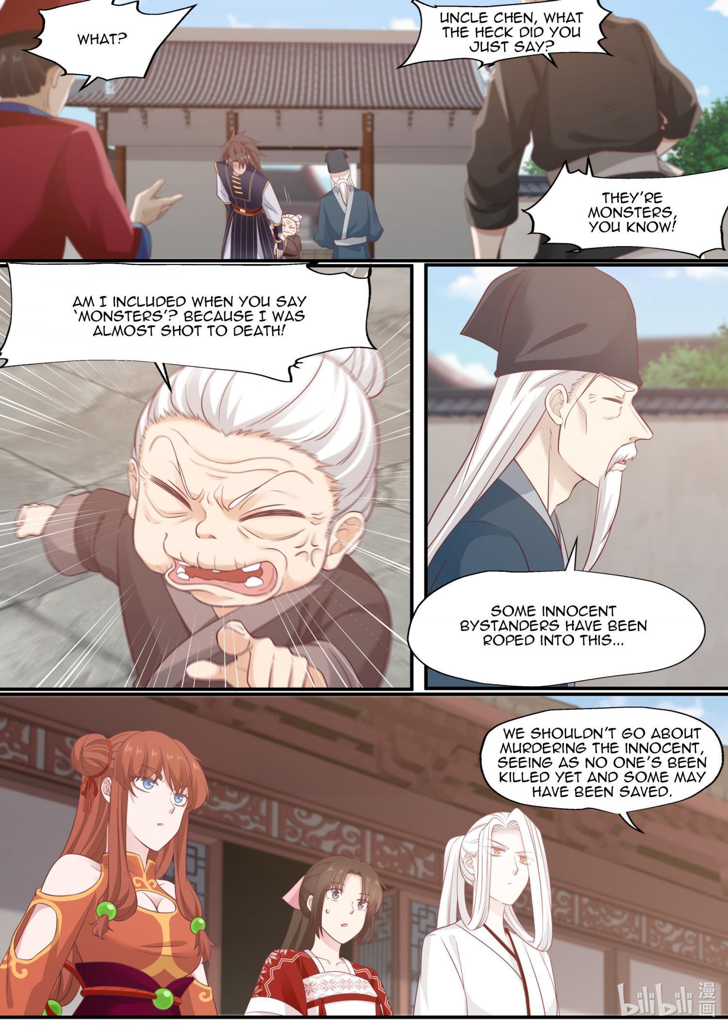 Xian Chan Nu Chapter 75 page 12 - Mangakakalots.com