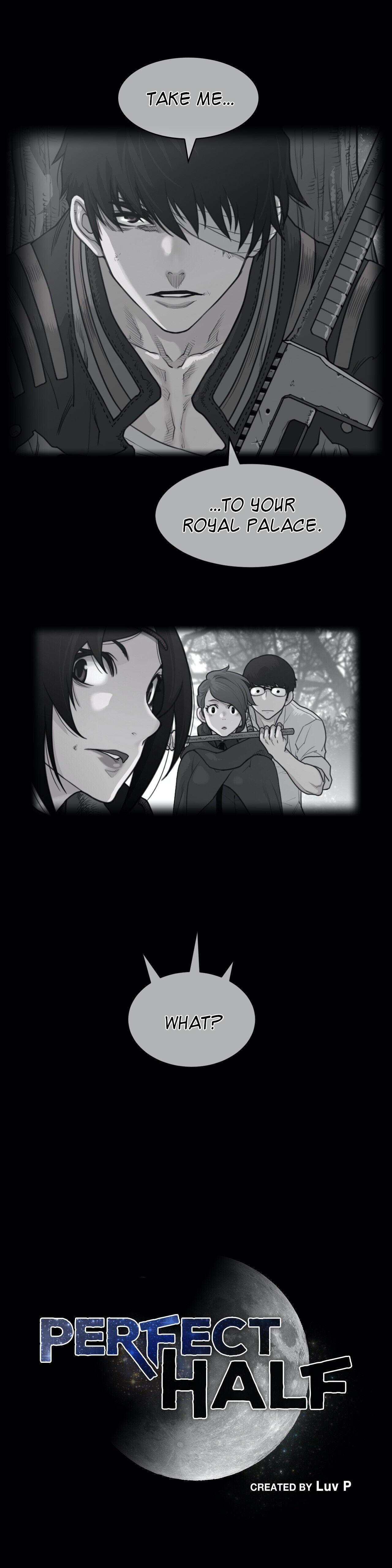 Perfect Half Chapter 135 : Another Reunion (Season 2 Finale) page 3 - Mangakakalots.com
