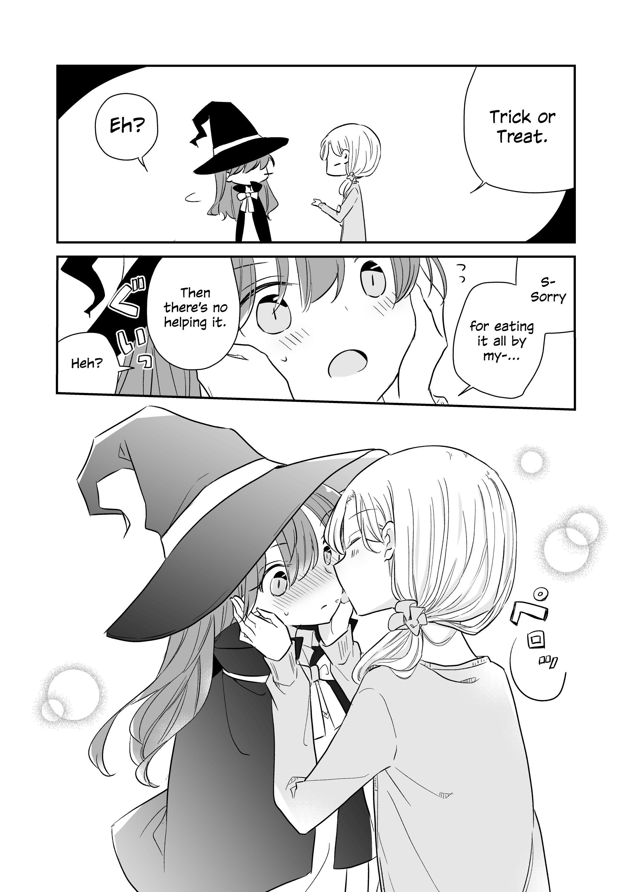 1 X ½ Vol.9 Chapter 16.5: Halloween @ The Morii House page 5 - Mangakakalots.com
