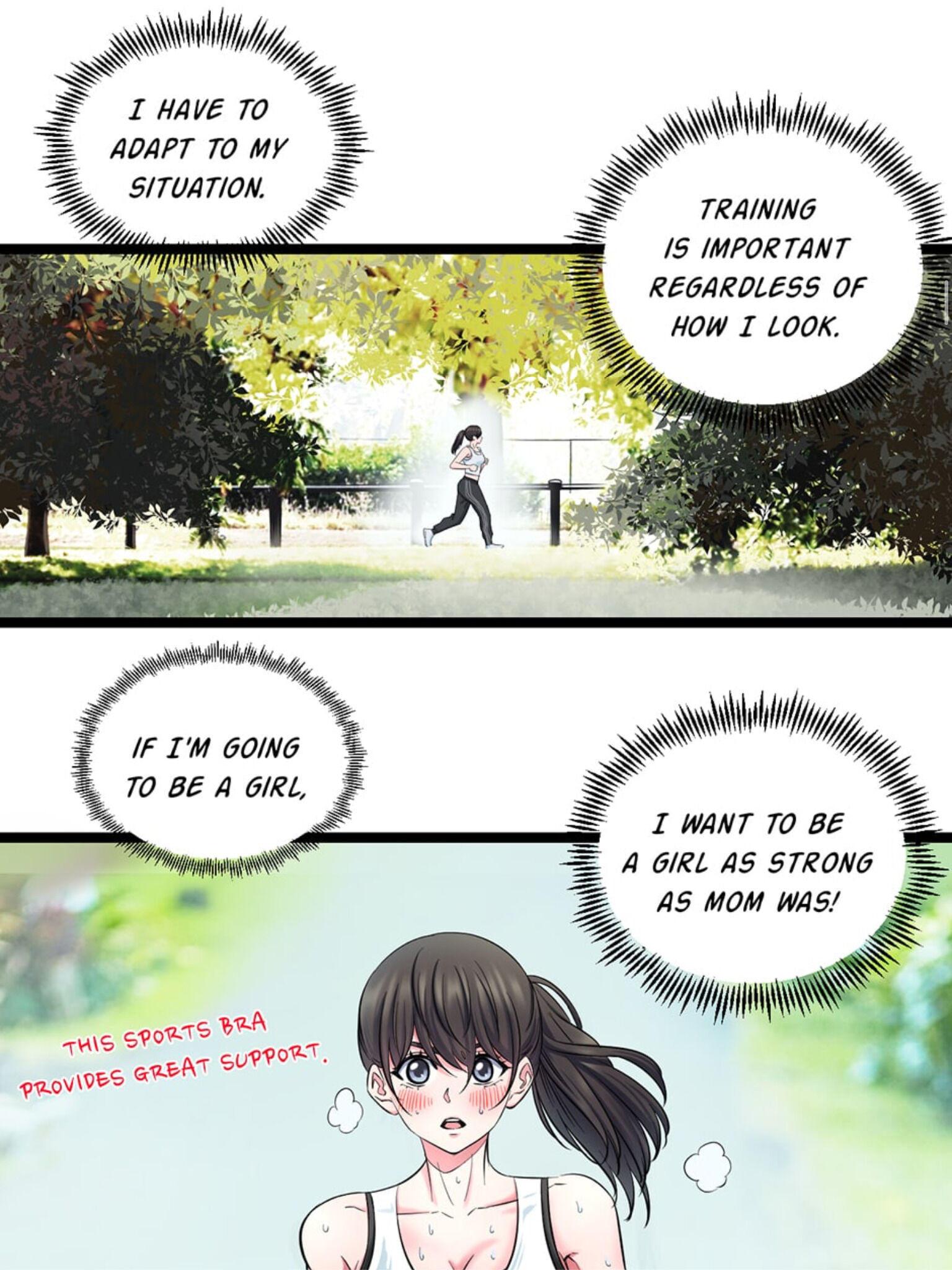 Fight Like A Girl Chapter 49 page 10 - Mangakakalots.com