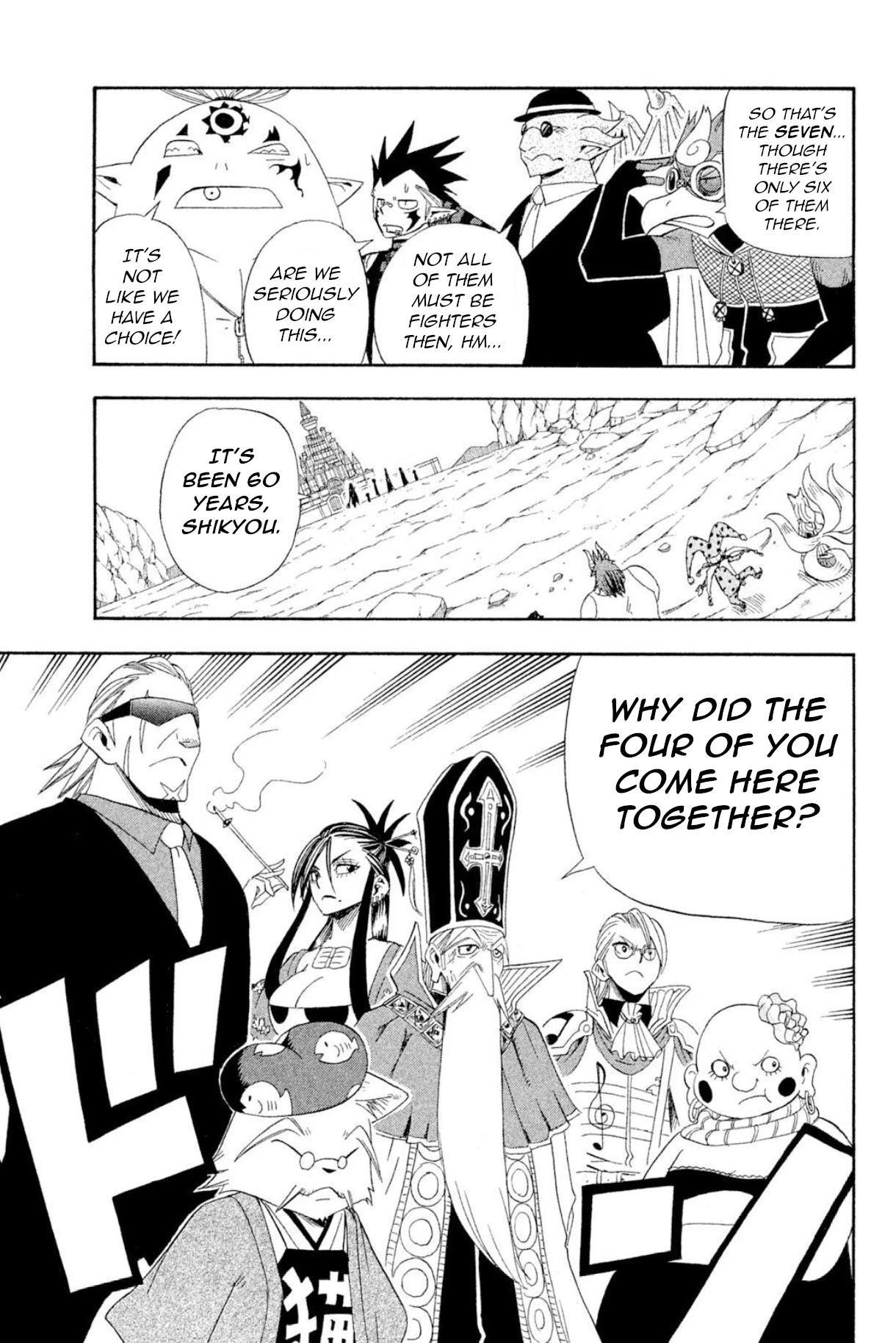 Buster Keel! Chapter 37: Feast Of God (Part 2) page 5 - Mangakakalots.com