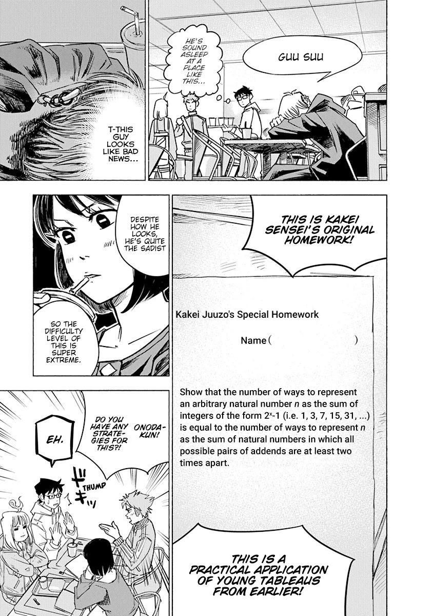 Mathematics Golden Chapter 5 page 8 - Mangakakalots.com