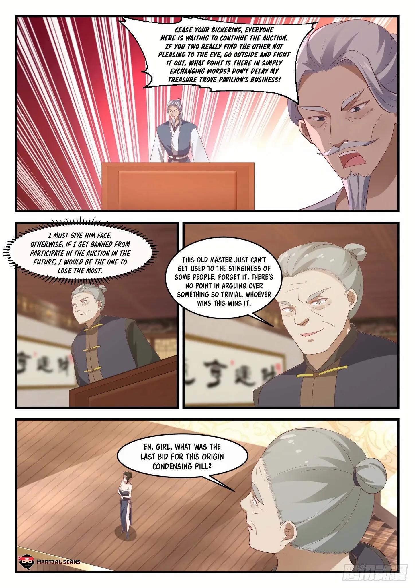 Martial Peak Chapter 1055: Filthy Rich page 13 - Mangakakalots.com
