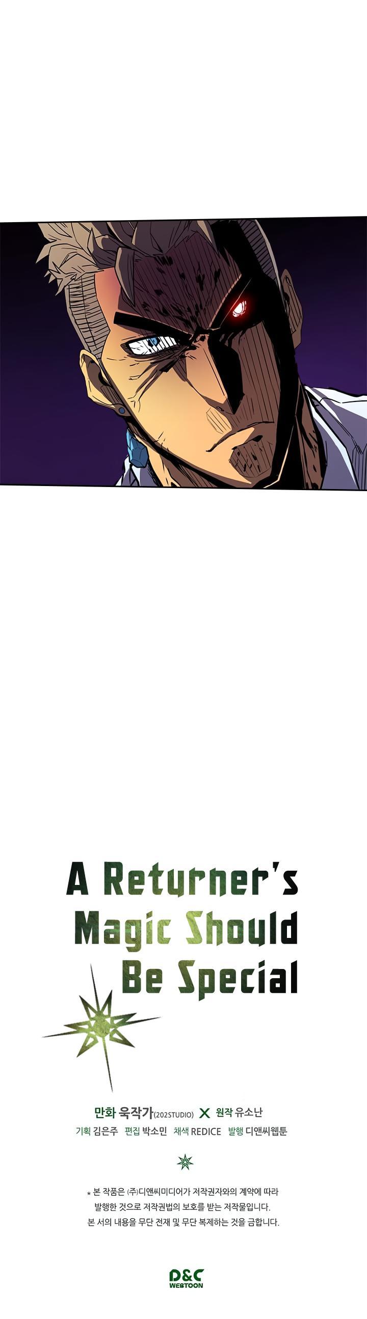 A Returner's Magic Should Be Special Chapter 22 page 27 - Mangakakalots.com