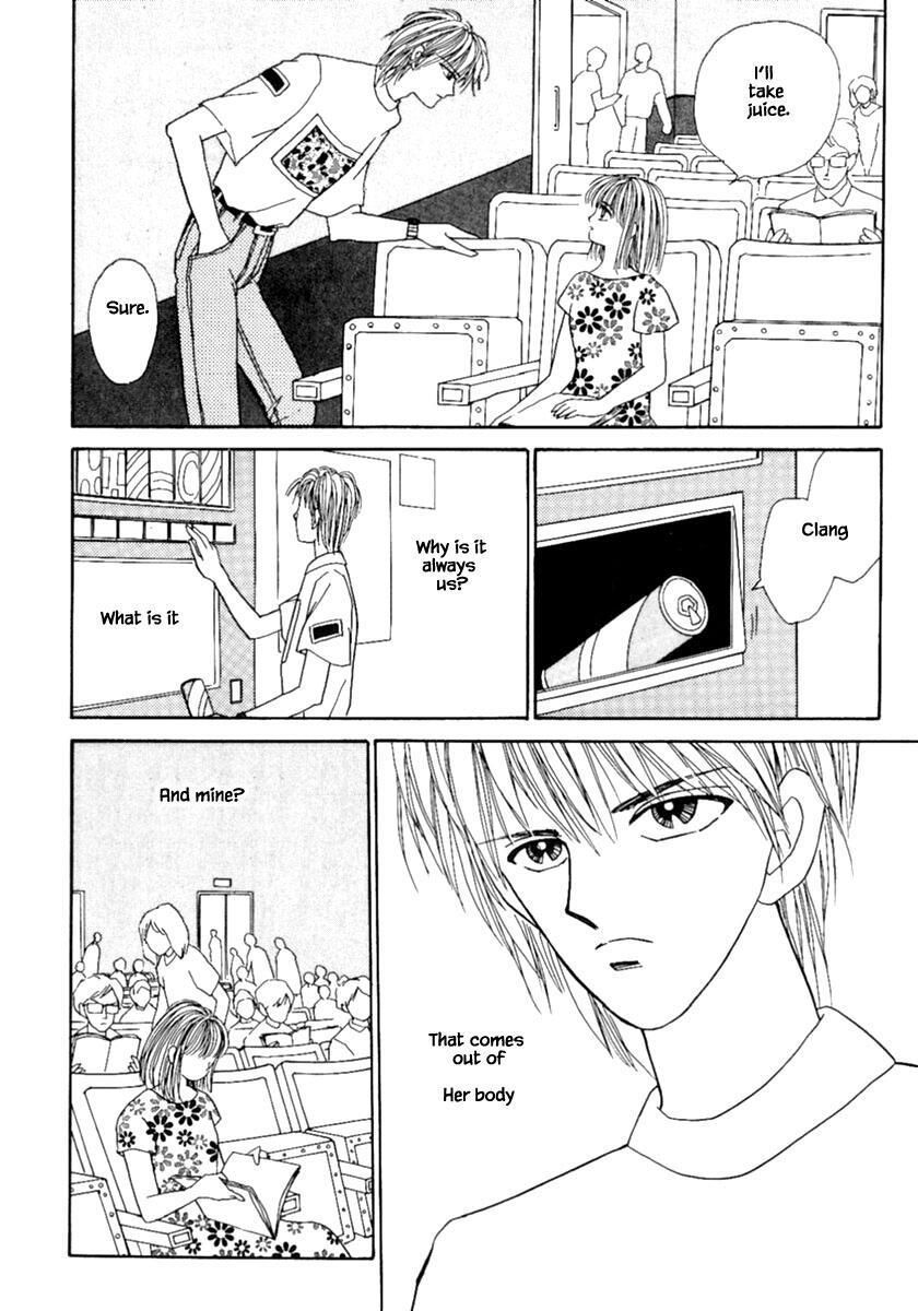 Shi To Kanojo To Boku Chapter 9.1 page 6 - Mangakakalots.com