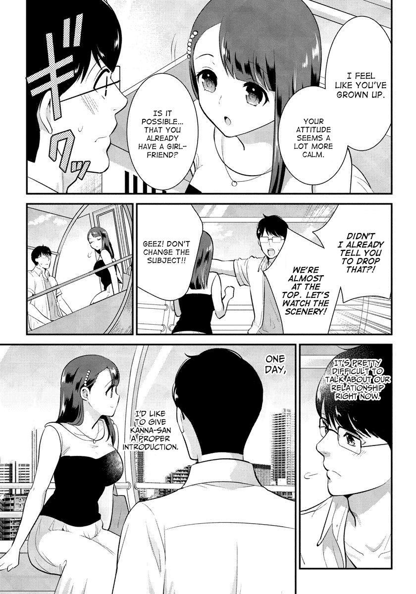 Saenai Riman To Yankee Joshi Kousei Chapter 18 page 6 - Mangakakalots.com