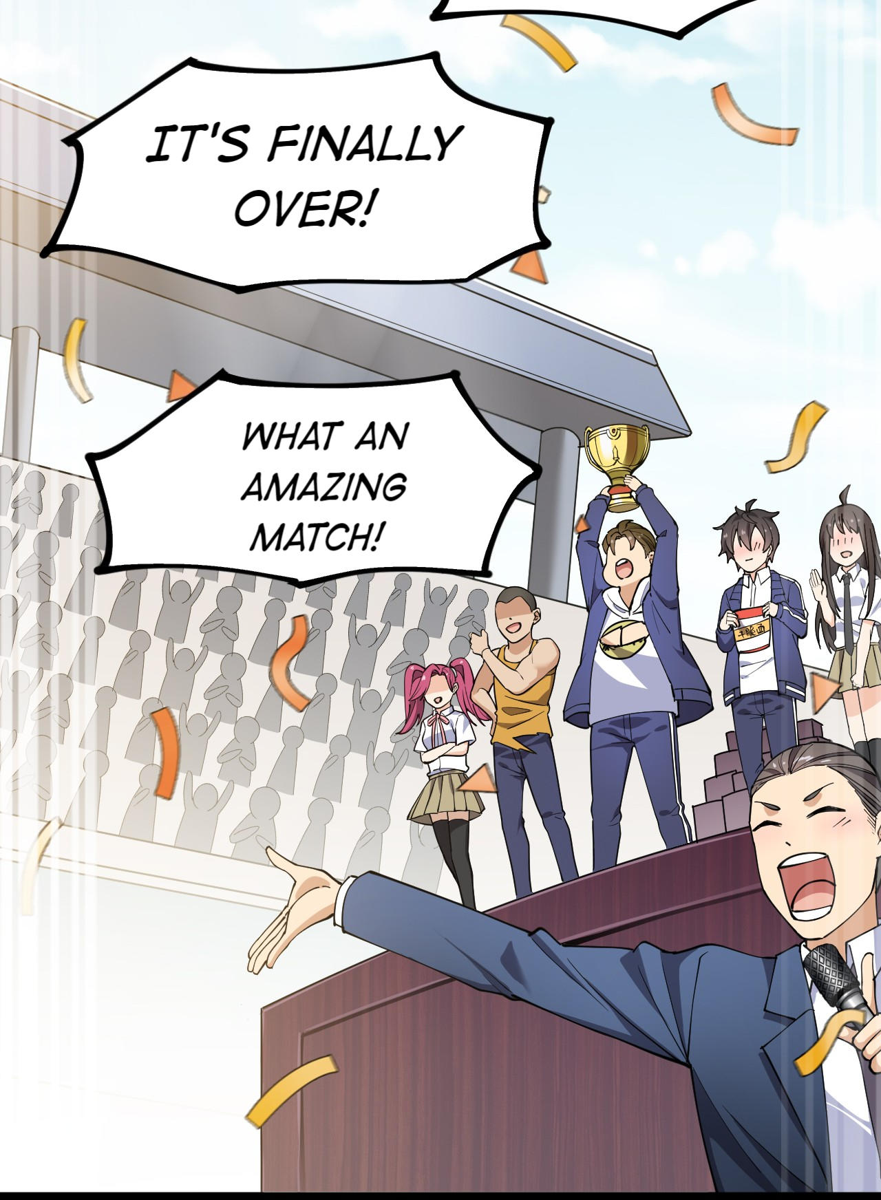 The Daily Life Of Immortal King Chapter 55: The Exchange Event Is Over? Nah, More Excitement To Come! page 3 - Mangakakalots.com