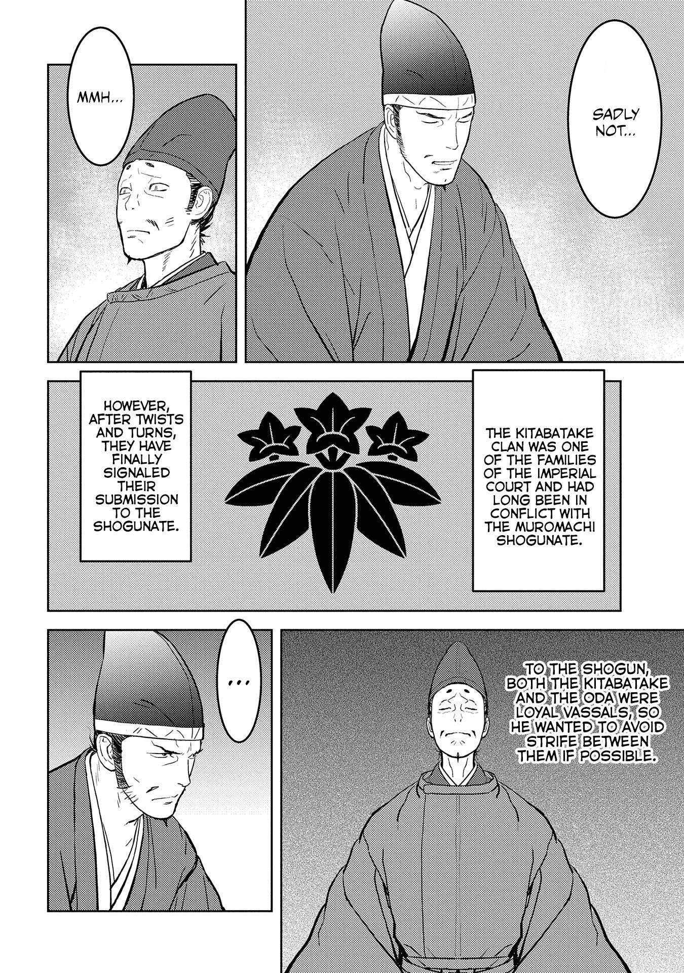 Sengoku Komachi Kurou Tan! Chapter 39 page 3 - Mangakakalots.com