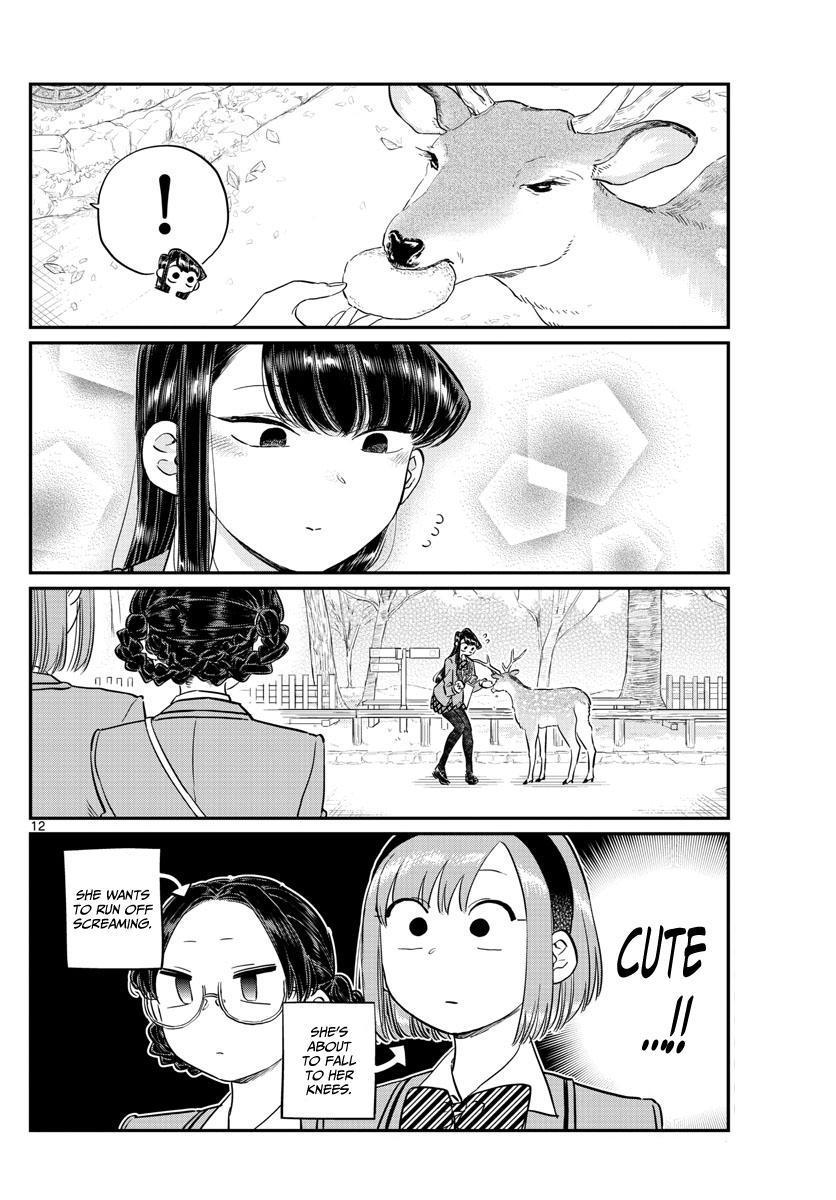 Komi-San Wa Komyushou Desu Vol.8 Chapter 108: Free Time page 12 - Mangakakalot