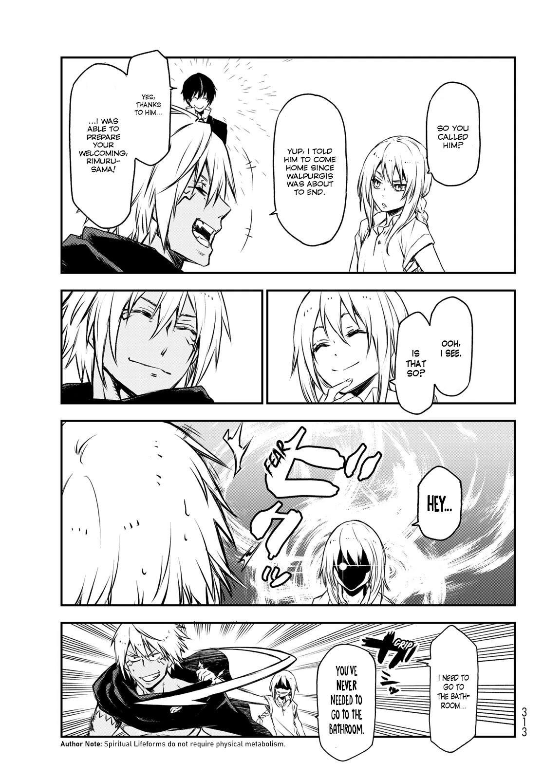 Tensei Shitara Slime Datta Ken Chapter 88: A Demon And A Plot page 35 - Mangakakalots.com