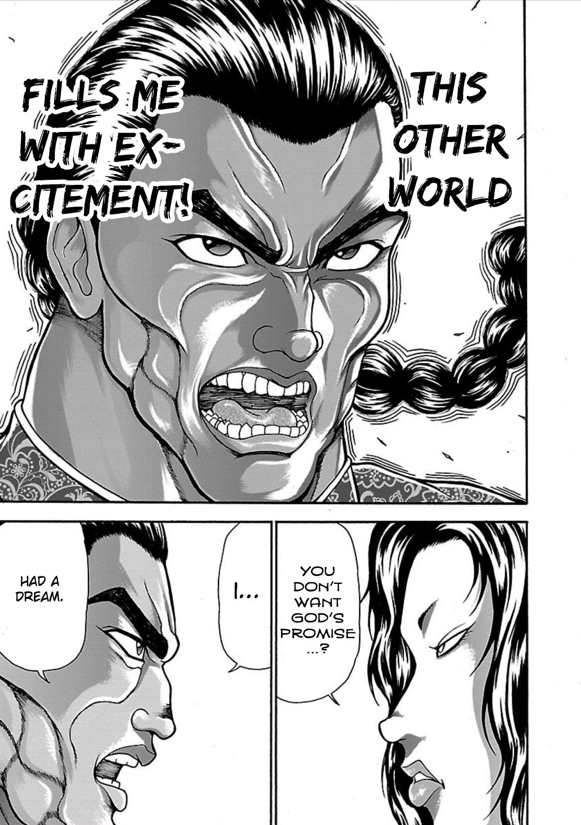 Baki Gaiden - Retsu Kaioh Isekai Tensei Shitemo Ikkō Kamawan! Vol.1 Chapter 8: Struggler page 16 - Mangakakalots.com