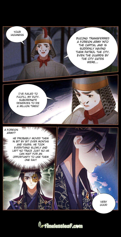 Shen Yi Di Nu Chapter 408.5 page 3 - Mangakakalots.com