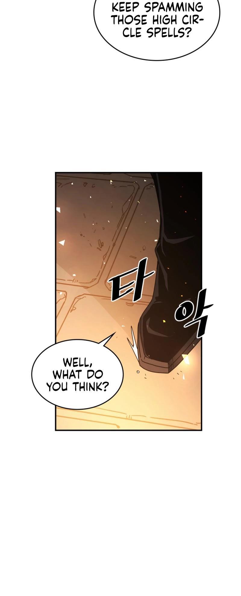A Returner's Magic Should Be Special Chapter 161 page 21 - Mangakakalot