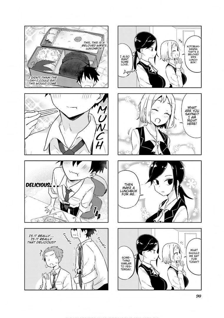 My Wife Is Niizuma-Chan Chapter 10 page 9 - Mangakakalots.com