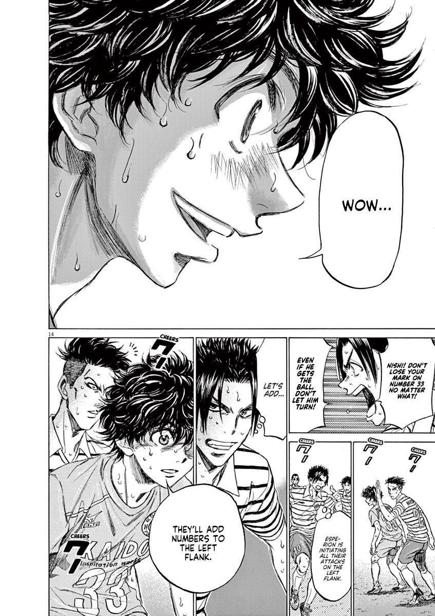 Ao Ashi Vol.11 Chapter 112: Awakening page 13 - Mangakakalots.com